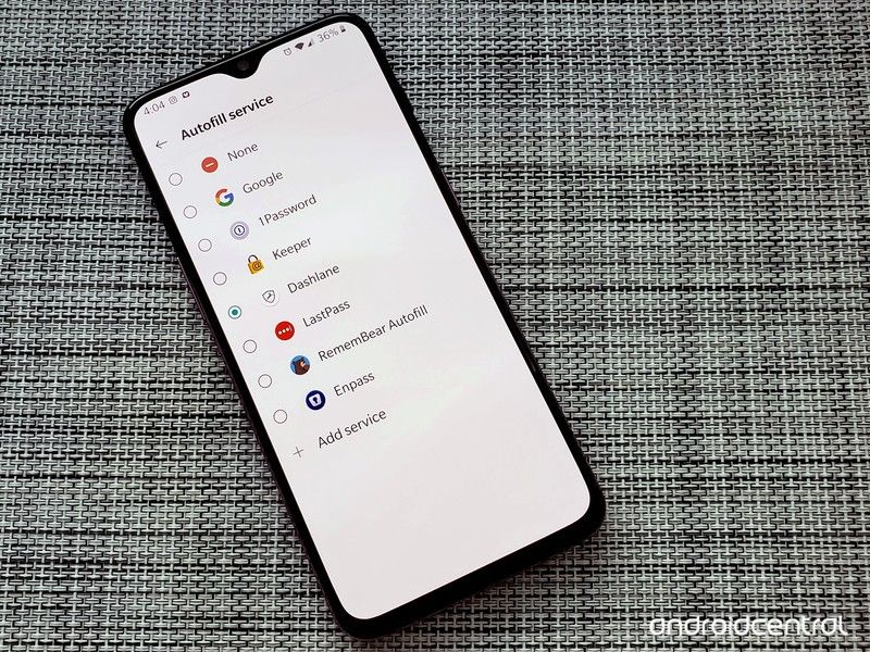 The best password managers for Android Good passwords