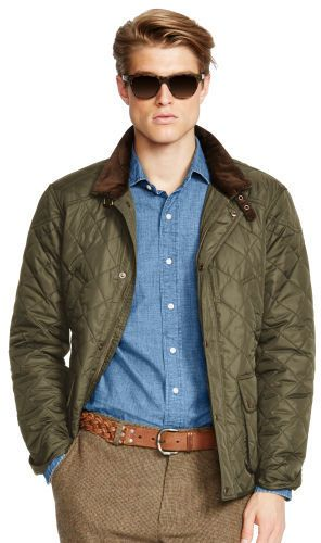 Big Tall Polo Ralph Lauren Quilted Bomber Jacket K Polo Ralph