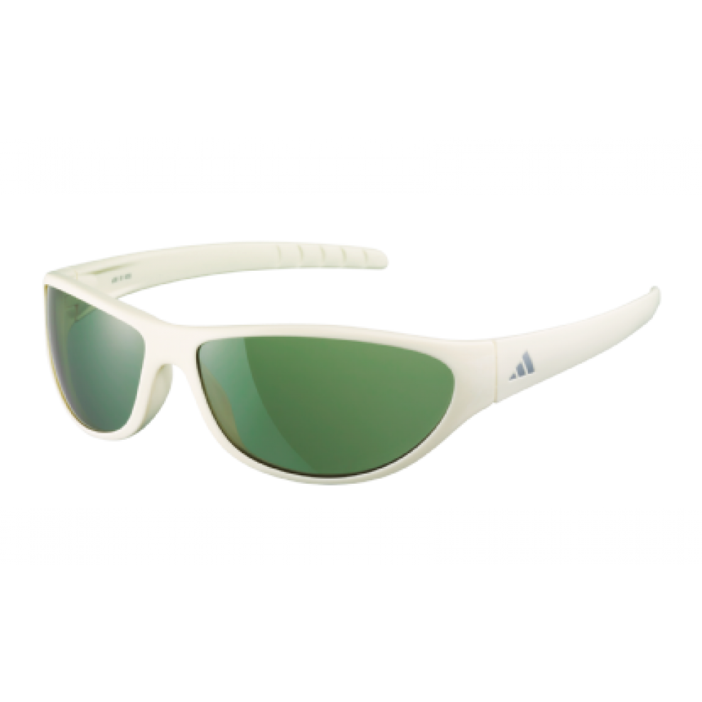 bbaa272157 Adidas Naloa Off White Forest Green  85.00 Golf Sunglasses