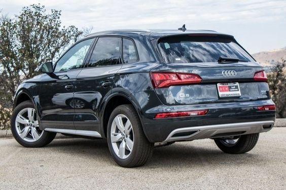 New 2018 Audi Q5 Suv 2 0t Color Nougat Brown Black Audi Q5 New Audi Car Audi