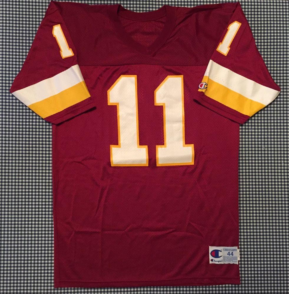 25c88f8fd Vintage Mark Rypien Washington Redskins Replica Jersey Champion Size 44 NFL  VTG  Champion  WashingtonRedskins