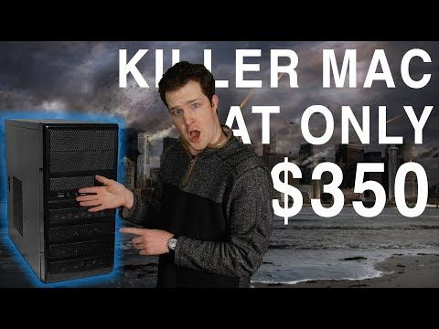 4K Video Editing in FCPX on a $350 Budget High Sierra Hackintosh? | 4K Shooters