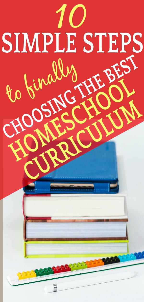 Mistakes You Make Choosing Best Homeschool Curriculum