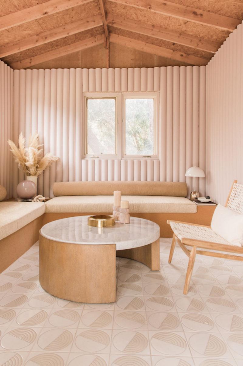 Tiles Design For Living Room Wall: Desert A-Frame: Terrain Floor Tile