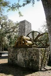 Yulee Sugar Mill Ruins Historic State Park - Homosassa, Florida