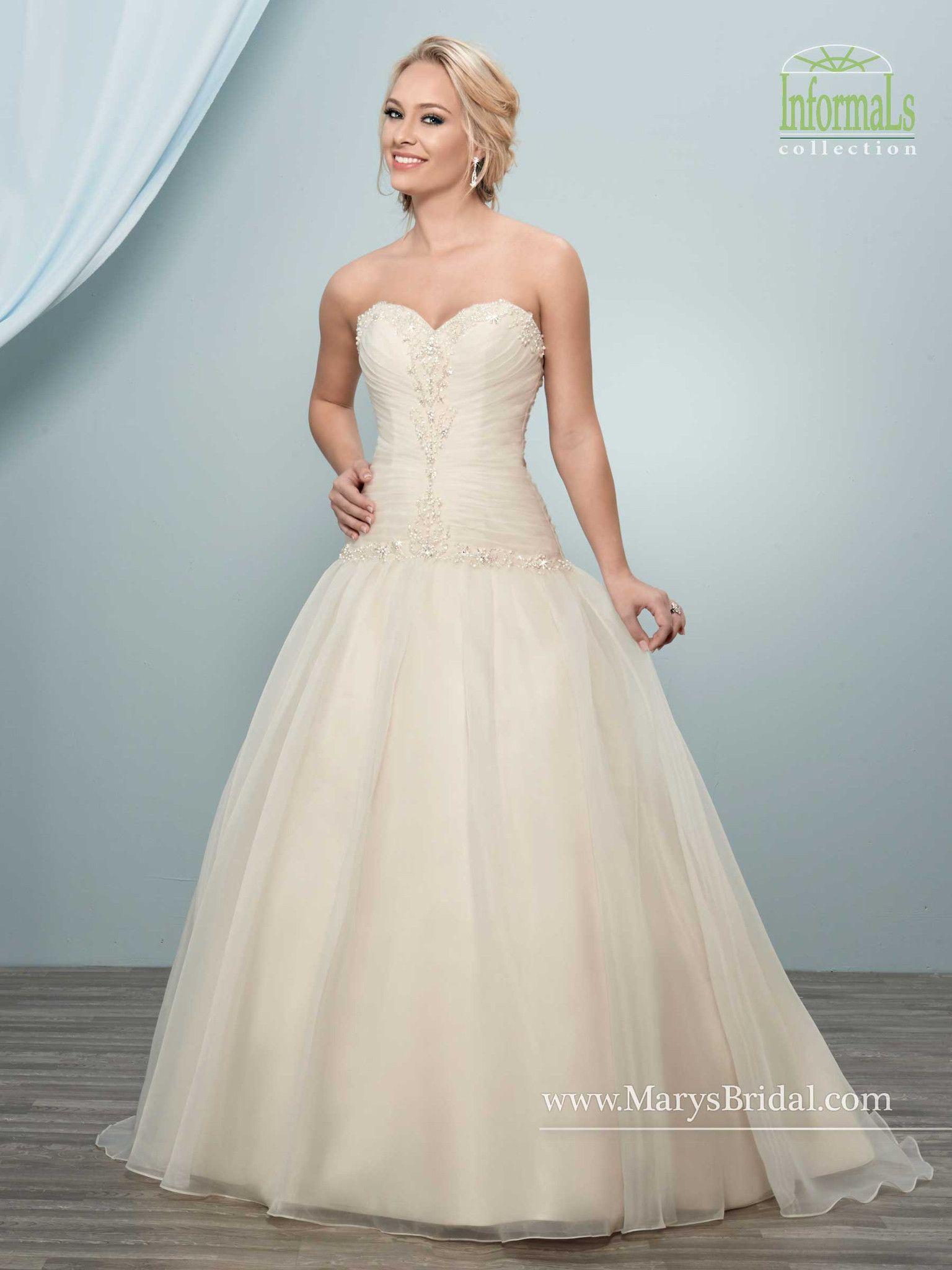 Organza Sweetheart Mermaid Gown | bridal gowns | Pinterest | Mermaid ...