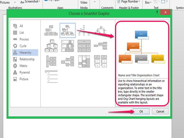 How To Create An Organization Chart In Microsoft Word  Microsoft