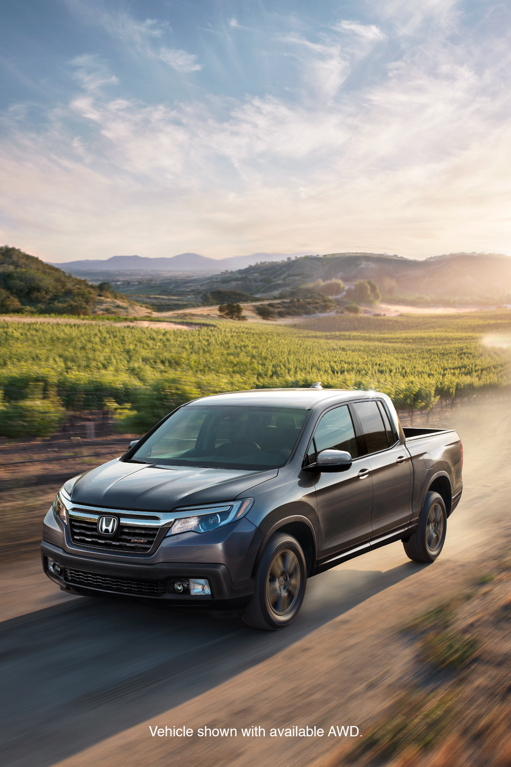 Drive The Fine Line Between Rugged And Refined In The Honda Ridgeline In 2020 Honda Ridgeline Honda V Honda