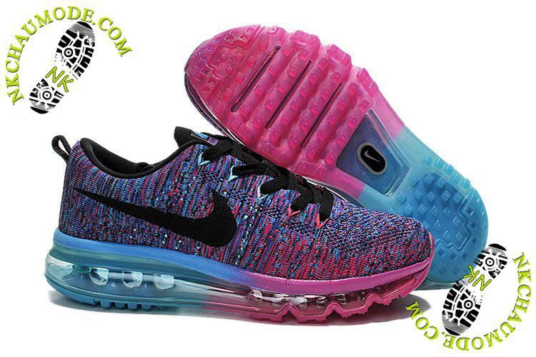 separation shoes 9a7d9 86101 chaussure nike air max 1 2014 Femme Surface Pourpre Bleu Rose