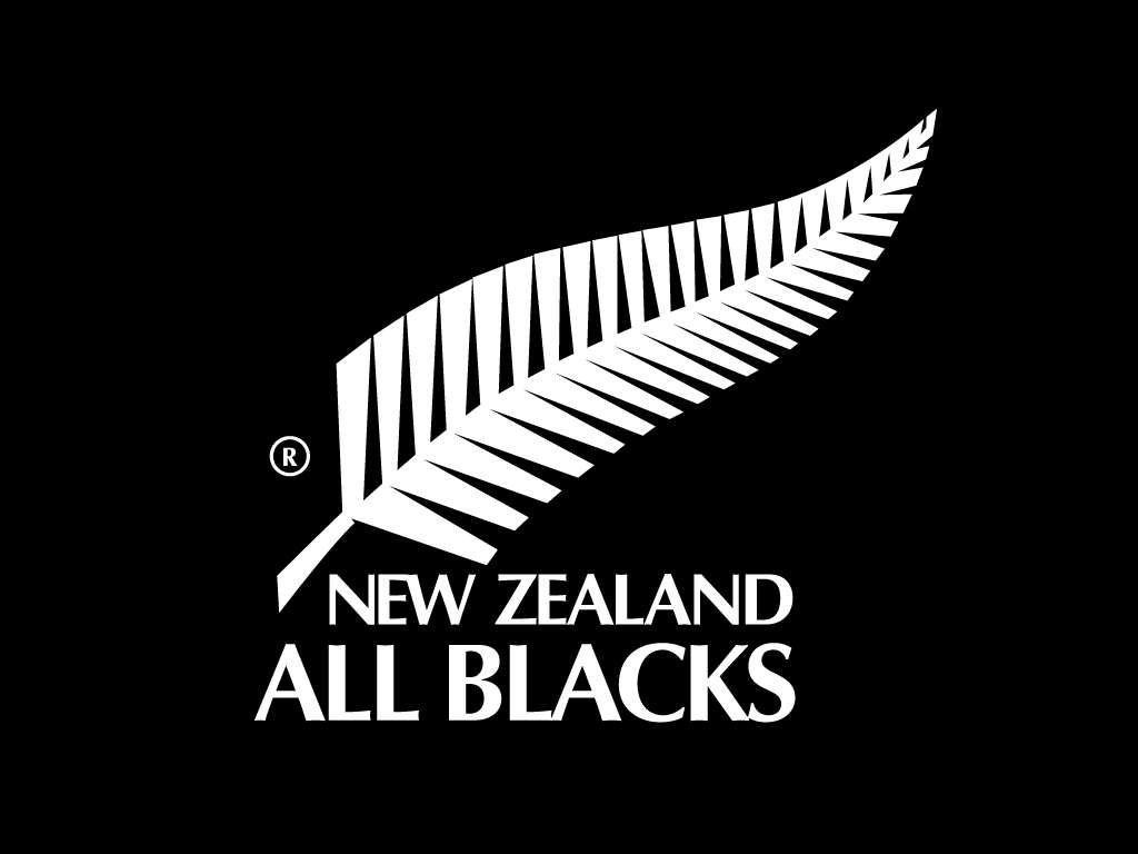 New Zealand All Blacks Nuova Zelanda Rugby Bandiera