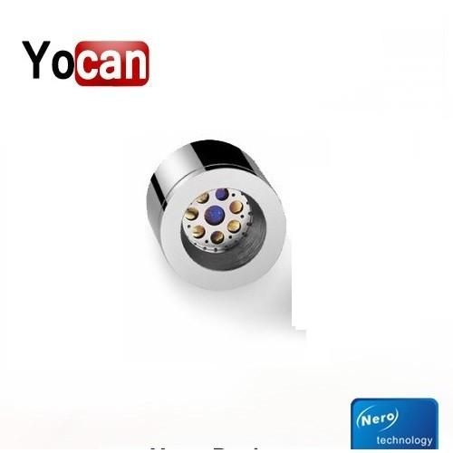 Yocan EXgo W4 Replacement Coil Dual Ceramic Rod Or Nero