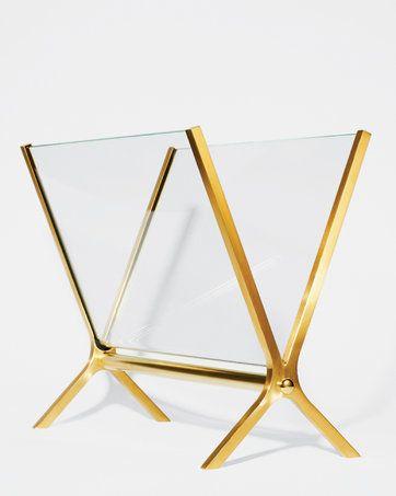 eight elegant magazine racks published
