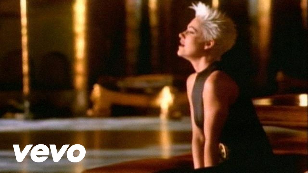 Roxette Fading Like A Flower Music Videos My Favorite Music Good Music