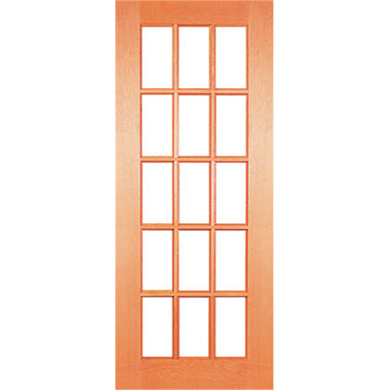 Find Woodcraft Doors 2040 x 820 x Flash Modern French Clear Bevelled Glass Entrance Door at Bunnings Warehouse. Visit your local store for the widest range ...  sc 1 st  Pinterest & Woodcraft 2040 x 820 x 40mm Flash Modern French Clear Bevelled Glass ...