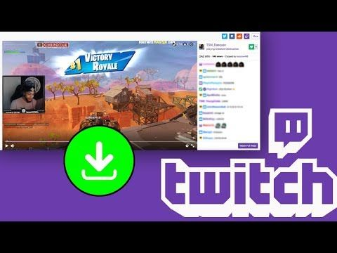 how to download twitch clips in hd