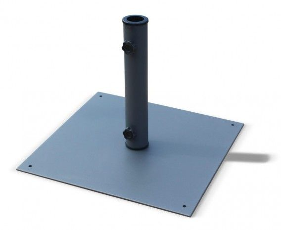 Graphite Grey Medium Heavy Duty Parasol Base