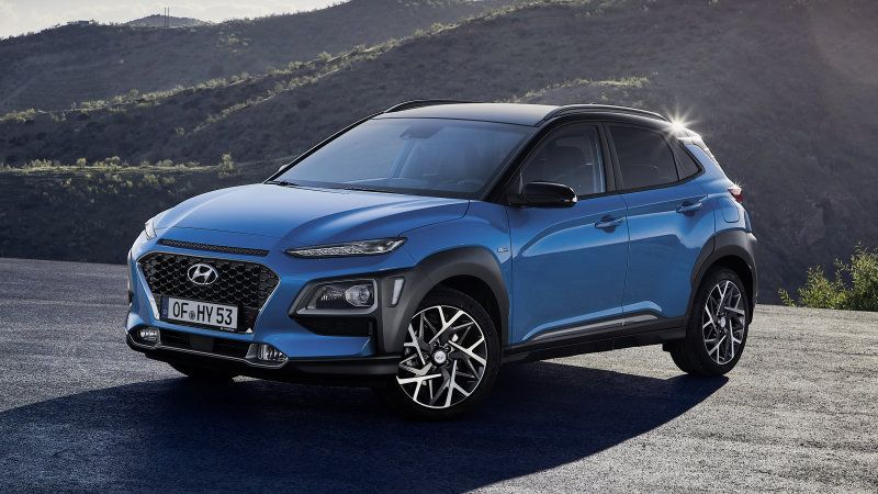 Hyundai Kona Hybrid Announced For Europe Hyundai Hybrid Hyundai Cars Suv