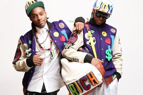 Dee & Ricky x Joyrich 'Wearable Plush Attire' Capsule Collection
