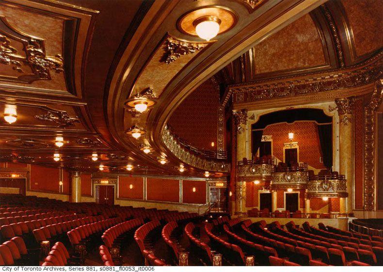Winter Garden Theater Toronto Winter Garden Theatre Opera