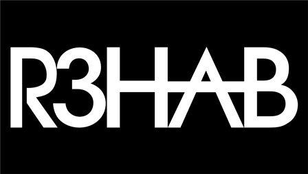 r3hab logo letras pinterest logos dj logo and music