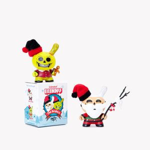 Kidrobot Blind Box Holiday Dunny now featured on Fab.