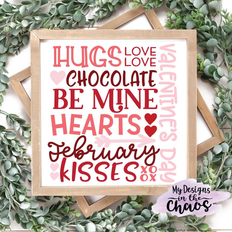 Download Free Valentine's SVG Files | Valentine svg files, Free ...