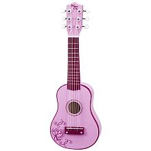 Play On - Holzgitarre pink, ca. 53 cm