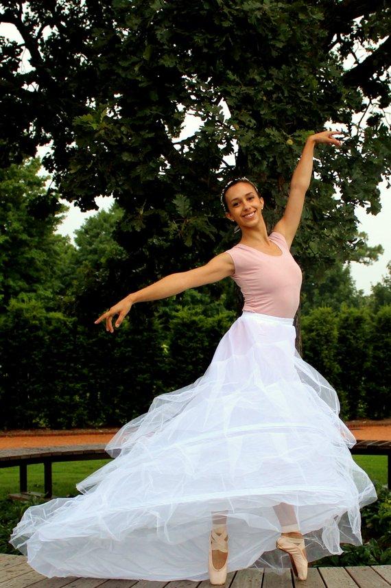 Petticoat with Train- Ballgown Petticoat - Crinoli