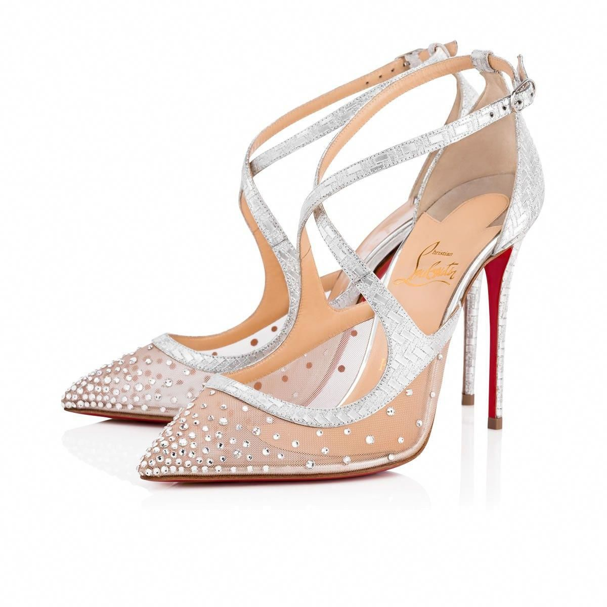 cee1b4876d16 Shoes - Twistissima Strass - Christian Louboutin  glittershoes ...