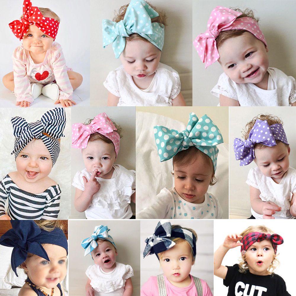 1.0AUD - Newborn Baby Toddler Girl Princess Gold Bow Flowers Hair Band  Turban Headband  ebay  Home   Garden d16c16a8137