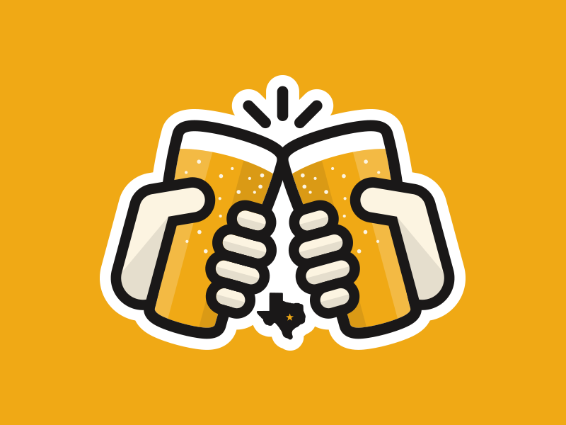 Cheers Yall | Visual communication and Logos