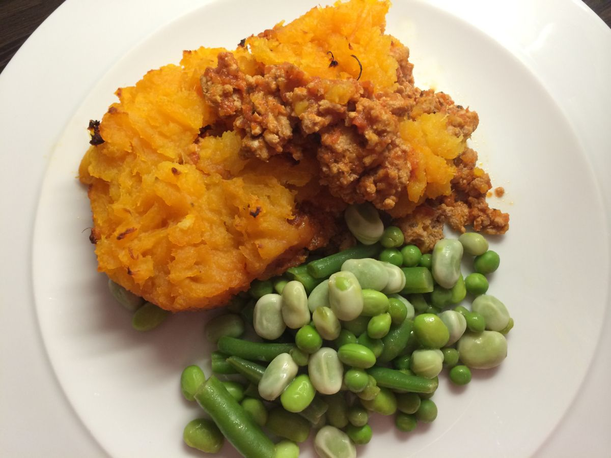 How to make winter comfort food, without red meat, white ...