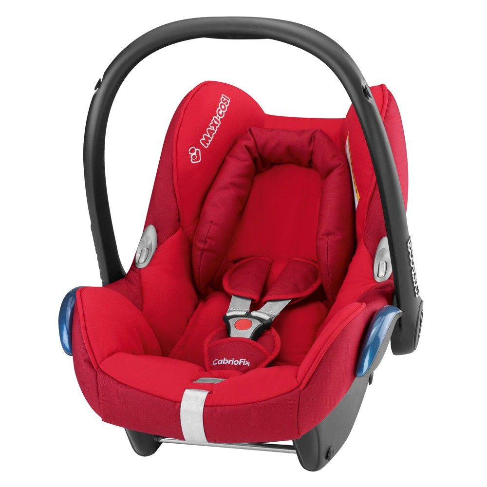The Maxi Cosi Cabriofix Offers Maximum Side Impact Protection And Can Be Installed Using Your Car Seat Belt Or Baby Car Seats Baby Car Seats Newborn Car Seats