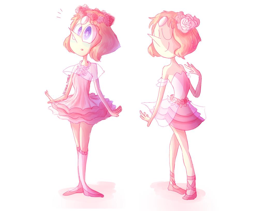 Rose Inspired Dresses