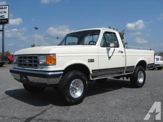 1988 Ford F150 Xlt Lariat Classic Ford Trucks Ford F150 Xlt Ford Suv