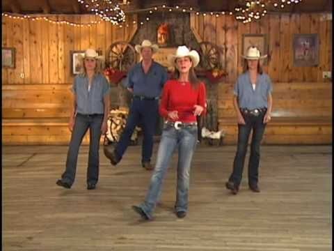 how to dance to country music