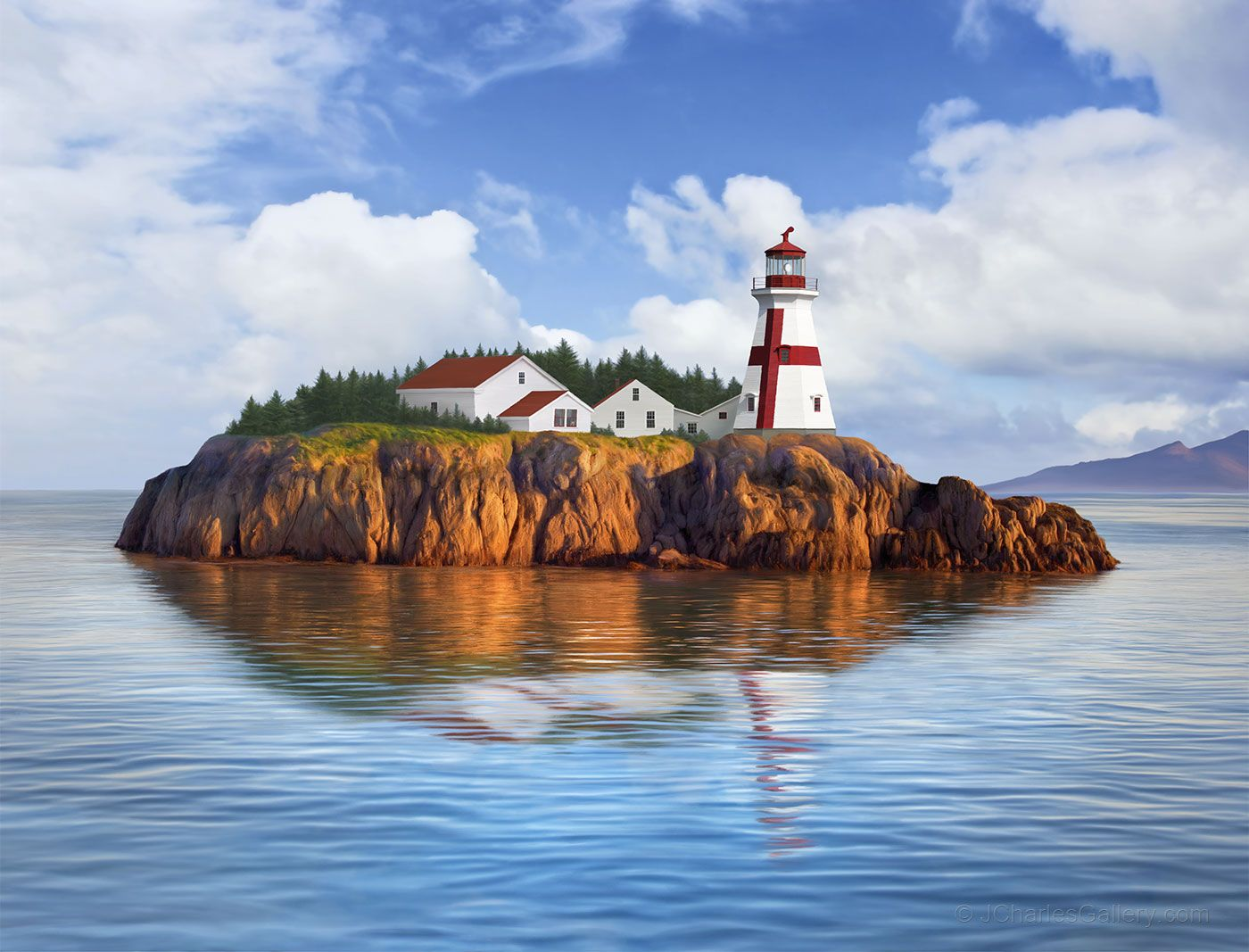 East Quoddy Head #Lighthouse - #Maine http://www.roanokemyhomesweethome.com