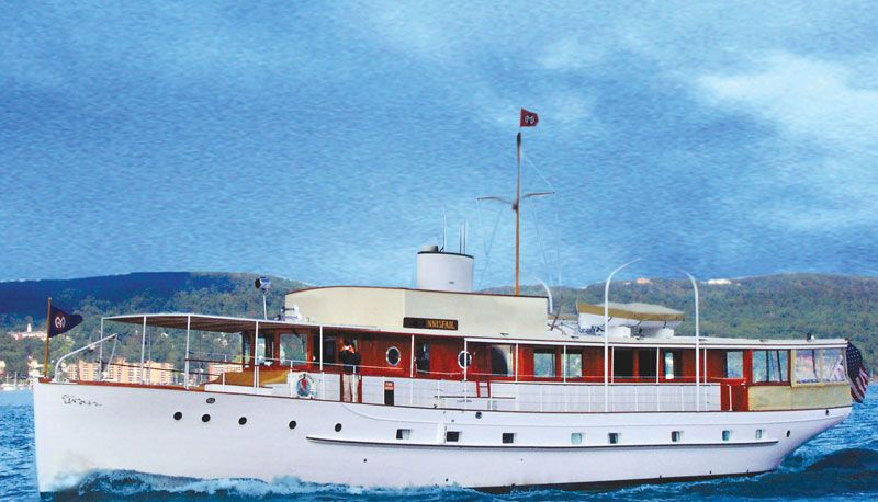 Yachts Sold By With Images Yacht