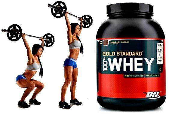 Suplementos proteicos para bajar de peso