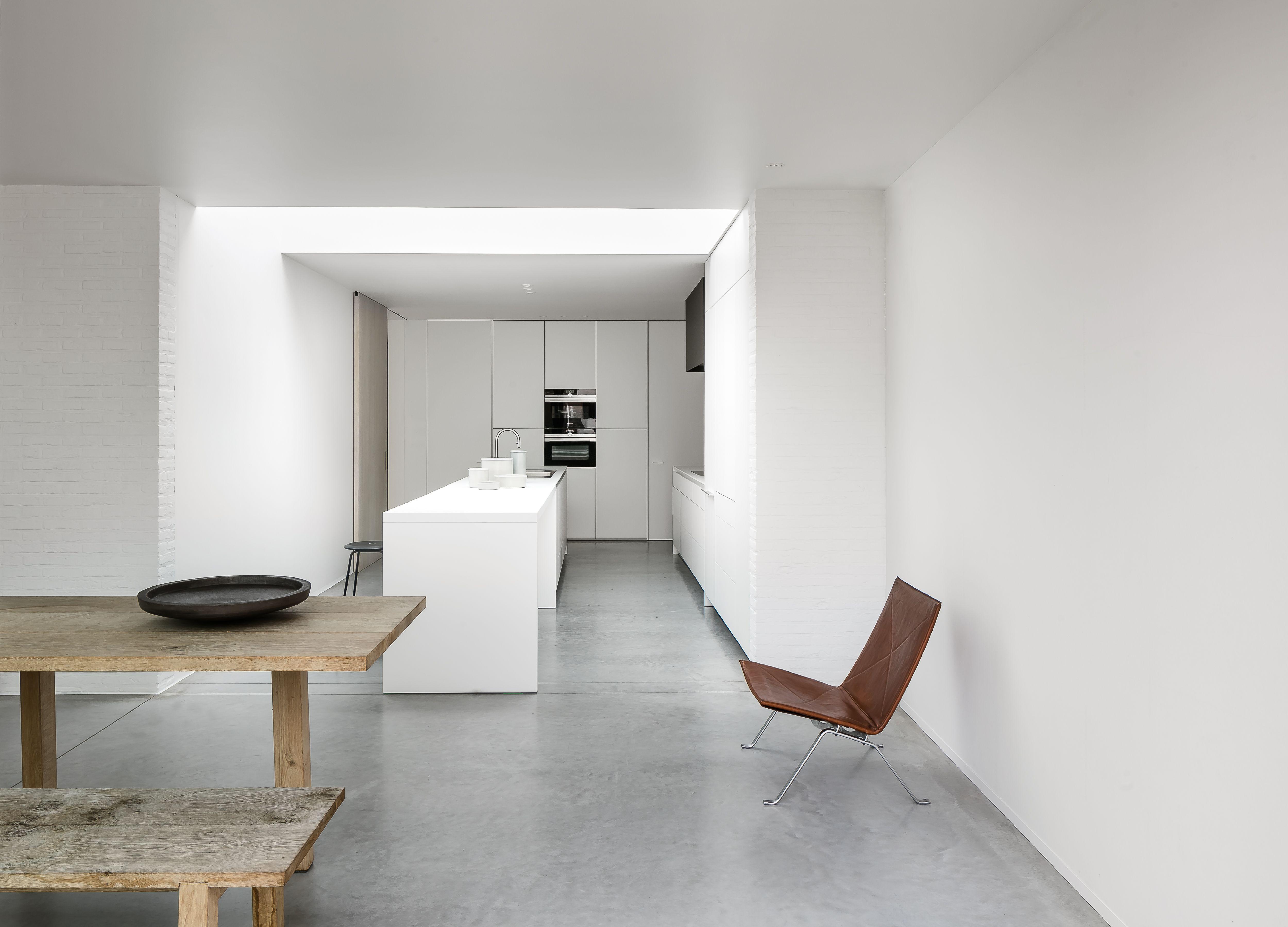 White light #vincentholvoet #bulthaup8500 selected work