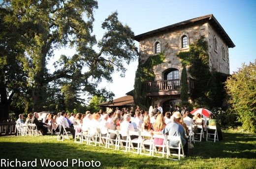 A Lovely Lawn Ceremony Photography By Richard Wood