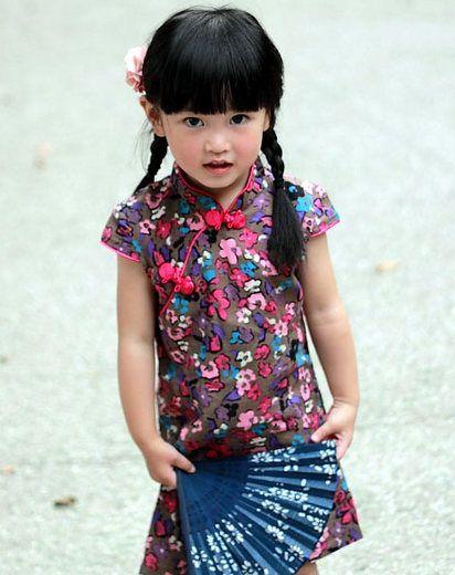 Floral Cheongsam   Qipao   Chinese Dress  47ab03e299b2