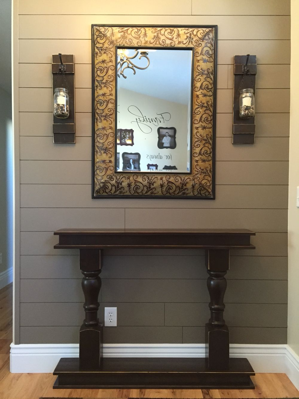 Diy entryway table plans from shanty 2 chic diy