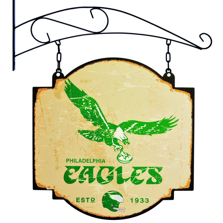 Philadelphia Eagles Tavern Sign