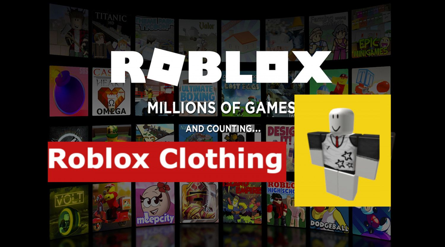 How To Make A Front Page Game On Roblox - How To Design Best Clothes For Your Roblox Avatar