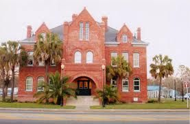 Old Calhoun County Courthouse Blountstown Fl Built 1904 Designed By Benjamin Bosworth
