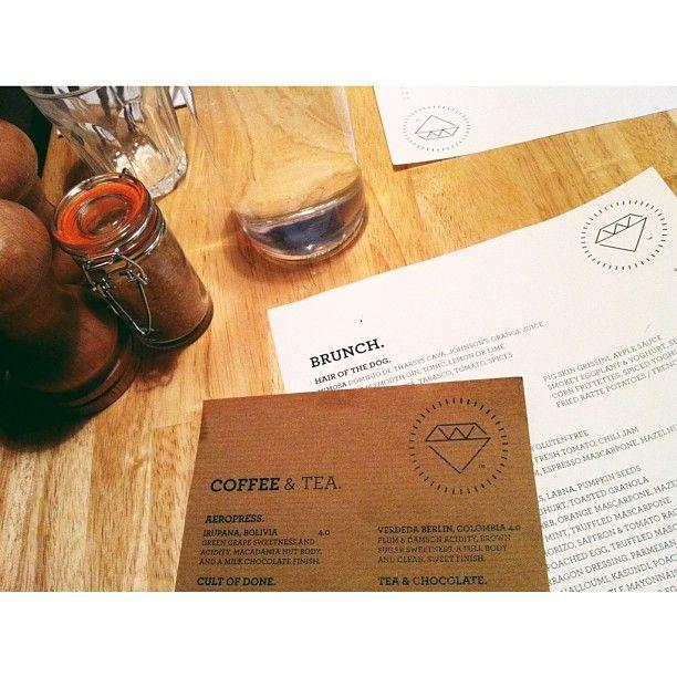 Supremely delicious brunch at @James Barnes Walker Coffee ...