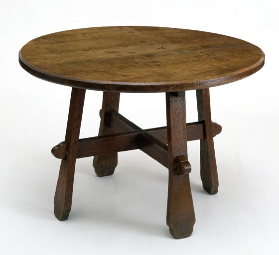 Table George Edmund Street 1824 1881 Made by George Myers for
