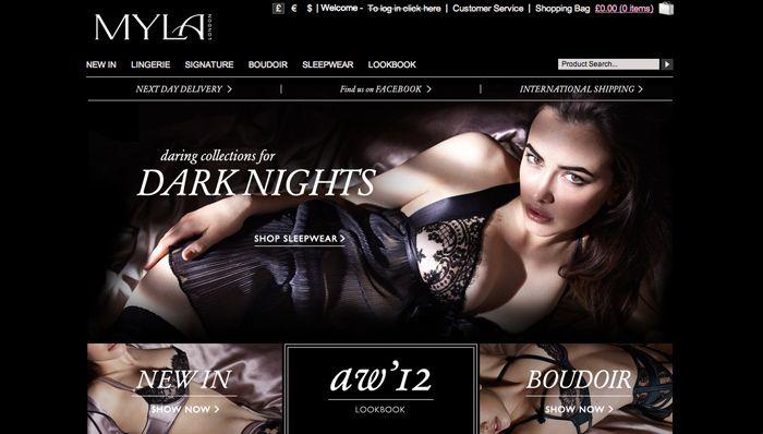20 Fashion Forward Website Designs