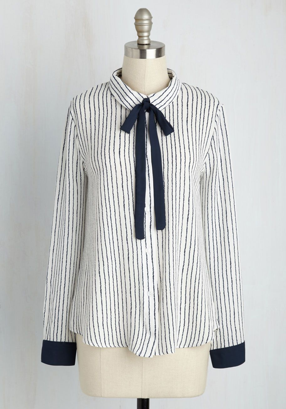 Coveted Career Top